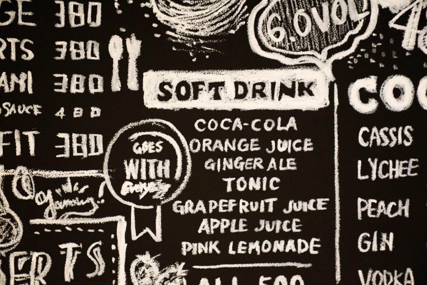 Niet-alcoholische dranken